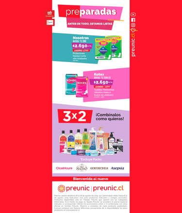 b8897d70e Catálogos de ofertas PreUnic - Folletos de PreUnic - Ofertia