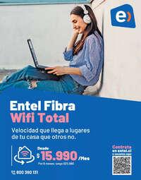 Entel fibra wifi total