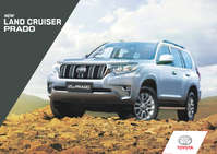 New Lan Cruiser Prado