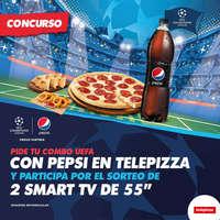 Pepsi y telepizza