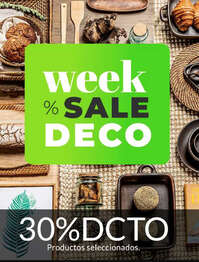 Week Sale Deco