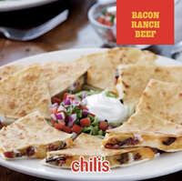 Bacon ranch beef