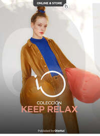 Keep relax