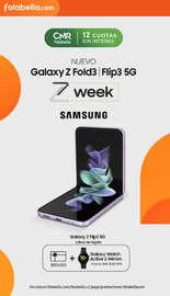 Cuotas sin intereses para el nuevo Galaxy Z Fold3