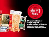 Prepara el mejor sushi