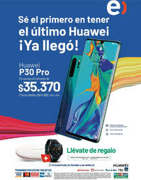 Huawei  ¡Ya Llegó!