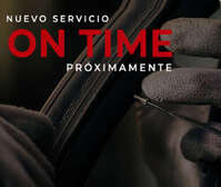 Próximamente Servicio On Time