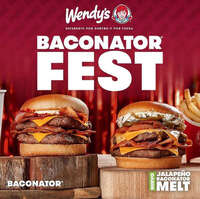 Baconator fest