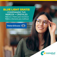 Blue light gratis