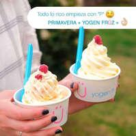 Primavera + Yogen Früz