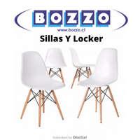 Sillas Y Locker