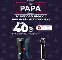 El mejor regalo para papá con afeitadoras