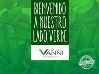 Bienvenido a nuestro lado verde