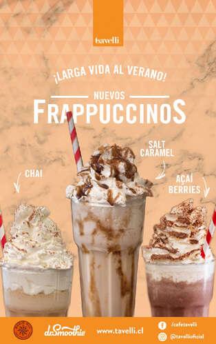Frapuccinos- Page 1