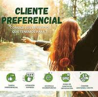 Beneficios para cliente preferencial