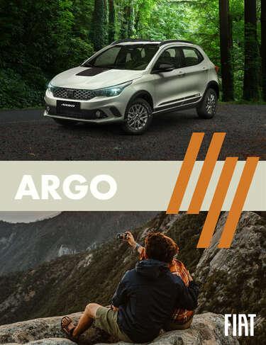 Argo- Page 1