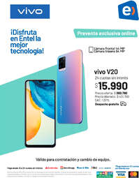 Preventa Exclusiva Online