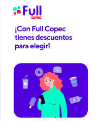 Beneficios de Full Copec