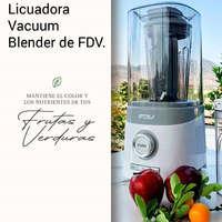 Licuadora Vacuum Blender de FDV