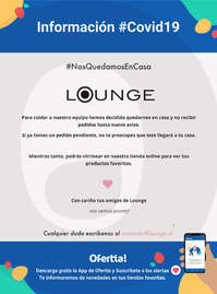Lounge #Covid19