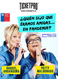 Amigas en Pandemia