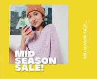 MidSeason Sale con hasta 70% off
