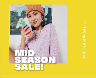 MidSeason Sale con hasta 70% off- Page 1