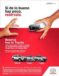 Reserva Hoy Tu Toyota