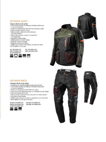 Powerwear Offroad- Page 1