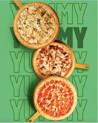 Pídete su buena Pizza