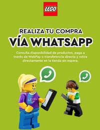 Compra vía Whatsapp