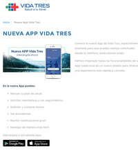 App VidaTres