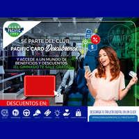Club Pacific Card