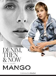 Denim then & now
