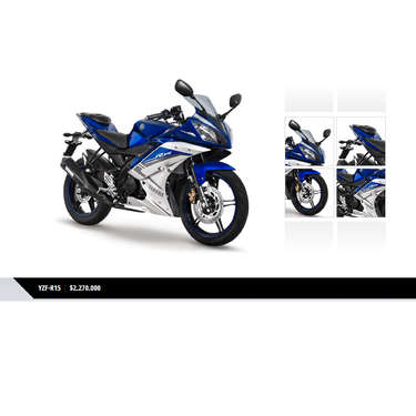 catálogo motos deportivas- Page 1