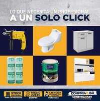 Todo lo que necesita un profesional a un click