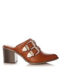 Zapatos Semi abiertos
