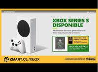 Xbox Series S disponible