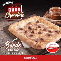 Pizza Quad Chocolate