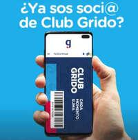 Únete al Club Grido