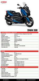 Ficha Técnica XMAX300