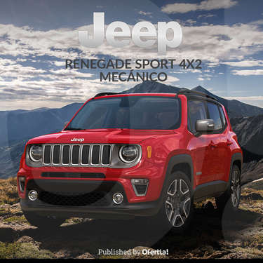 Jeep Renegade- Page 1