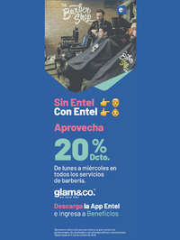 Beneficios Entel