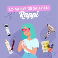 Lo mejor de Sally en Rappi