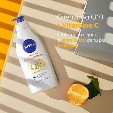 Crema Corporal Reafirmante Q10 + Vitamina C- Page 1