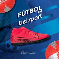 Fútbol en belsport