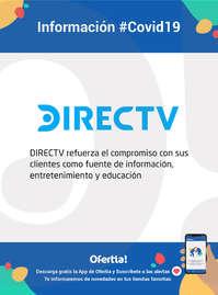 DirecTV Contigo #Covod19