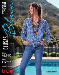 Blusas-Blue