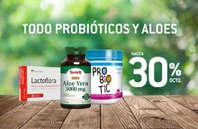 Descuento en probióticos