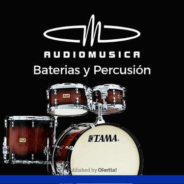 Baterías y Percusión- Page 1